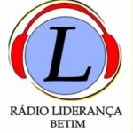 Logo da emissora Rádio Liderança Betim
