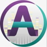 Logo da emissora Rádio Atual
