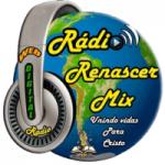 Logo da emissora Renascer Mix