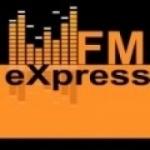 Logo da emissora Rádio FM Express