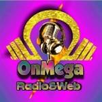 Logo da emissora Onmega Radio Web
