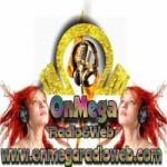 Logo da emissora On Mega Radio Web