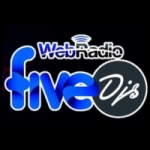 Logo da emissora Five Djs