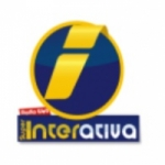 Logo da emissora Rádio Web Super Interativa