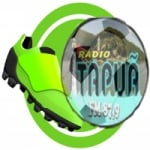 Logo da emissora Itapuã Esportes