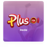 Logo da emissora Rádio Plus FM Fortaleza