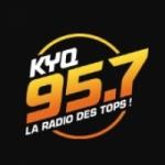 Logo da emissora Radio CKYQ 95.7 FM