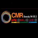 Logo da emissora Radio CMR Canadian Multicultural 101.3 FM