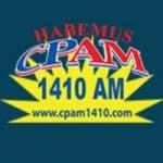 Logo da emissora Radio CPAM 1410 AM