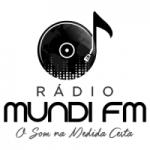 Logo da emissora Rádio Mundi FM