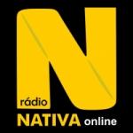 Logo da emissora Rádio Nativa Online