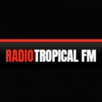 Logo da emissora Rádio Tropical