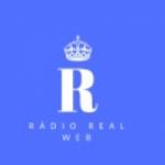 Logo da emissora Rádio Real Web
