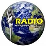 Logo da emissora Rádio Adoradores de Cristo
