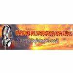 Logo da emissora Rádio Alvorada Luz
