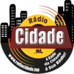 Logo da emissora Rádio Cidade Luziania