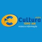 Logo da emissora Rádio Cultura 1090  AM