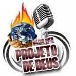 Logo da emissora Rádio Projeto de Deus Web
