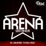 Logo da emissora Arena Sertaneja