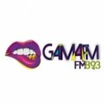 Logo da emissora Gama FM