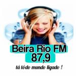 Logo da emissora Rádio Beira Rio FM