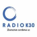 Logo da emissora Rádio Web K30
