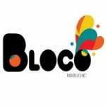Logo da emissora Rádio Bloco