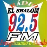 Logo da emissora Rádio El Shalom