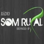 Logo da emissora Rádio Som Rural