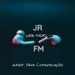 Logo da emissora Web Rádio JR FM