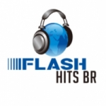 Logo da emissora Flash Hits BR