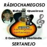 Logo da emissora Rádio Chamegoso Sertanejo