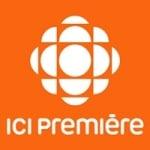 Logo da emissora ICI Radio-Canada Première CJBC 860 AM