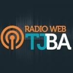 Logo da emissora Rádio Web TJBA