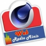 Logo da emissora Rádio Minis