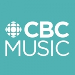 Logo da emissora CBC Music Atlantic Time 105.1 FM
