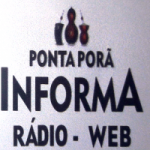 Logo da emissora Ponta Porã Informa