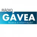 Logo da emissora Rádio Gávea
