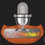 Logo da emissora Studio FM Nazaré
