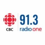 Logo da emissora Radio CBC - Radio One 91.3 FM