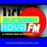 Logo da emissora Sucesso Nova FM