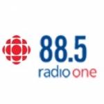 Logo da emissora Radio CBC - Radio One 88.5-104.7 FM