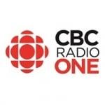 Logo da emissora CBC Radio One 88.5 FM 104.7 FM