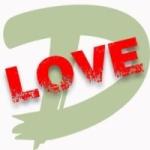 Logo da emissora 1 D Love