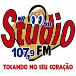 Logo da emissora Rádio Studio 107.9 FM
