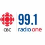 Logo da emissora Radio CBC - Radio One 99.1 FM
