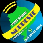 Logo da emissora Rádio Web Nordeste