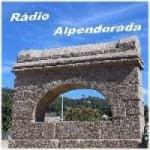 Logo da emissora Rádio Alpendorada