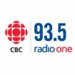 Logo da emissora Radio CBC - Radio One 93.5 FM
