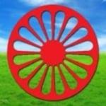 Logo da emissora Rádio Cultura Cigana